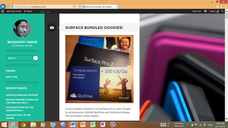 Random Surface Tip! - Screenshots