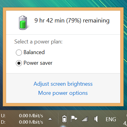 Random Surface Tip! - More Battery Life