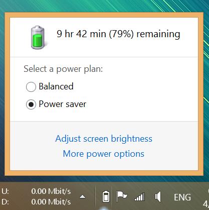 Random Surface Tip! - More Battery Life